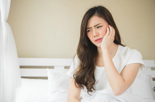 虫歯の治療中や抜歯後で歯が痛い場合でも顔脱毛はできるの?